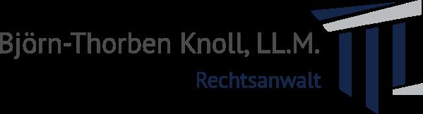 RA Björn-Thorben Knoll, LL.M.